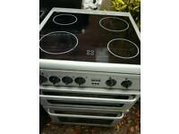 Beko 60cm full electric double oven/top grill/delivery available