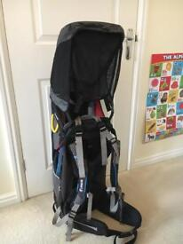 Little Life Cross Country baby/toddler Carrier. Excellent condition