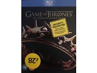 Game of thrones complete season 2 blu ray new