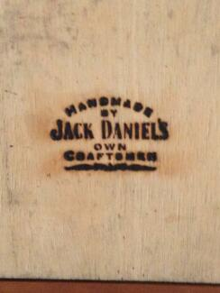 GENUINE JACK DANIELS CUSTOM PAINTED CHALK BOARD Rouse Hill The Hills District Preview