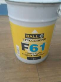 Ball styccobond contact adhesive