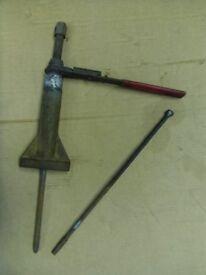 Original Mini Front Suspension Tower Tool