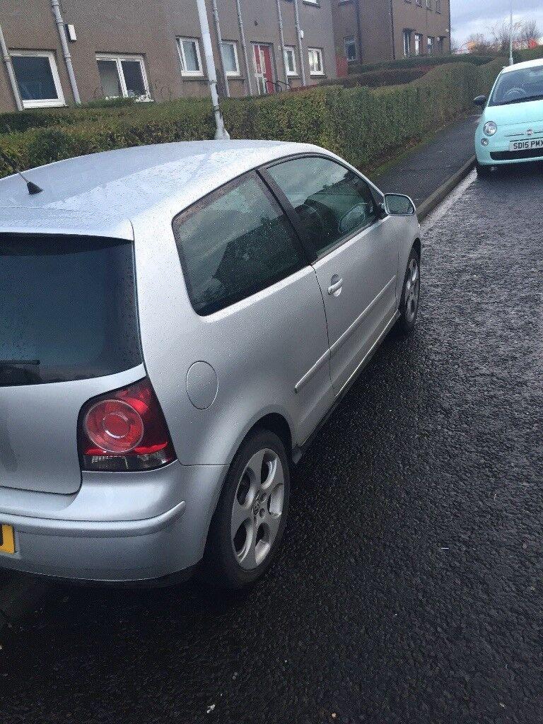 2006 Volkswagen polo gti 1 8 turbo modified remapped swap for diesel Fabia  vrs bmw Audi vw try me | in Dunfermline, Fife | Gumtree