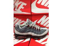 NIKE AIR MAX 95/110'ns Reflective Front&Back