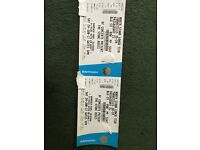 2 x Stone Roses/Primal Scream Tickets