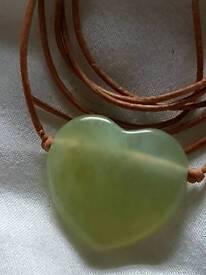 Jade heart