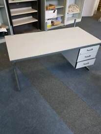 Office equipment for sale. Desks chairs desk dividers ect.