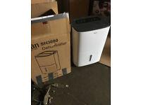 SH3080 20-Litre Dehumidifier - White