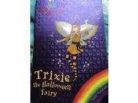 'TRIXIE THE HALLOWEEN FAIRY' - Daisy Meadows