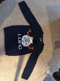Boys Leeds United Christmas Jumper - age 10/11