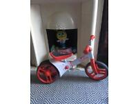 Y-Volution Y Velo Twista Balance Bike - Red