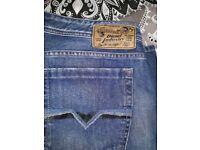 Diesel jeans 36/34