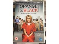 Orange is the new black DVD box set season one