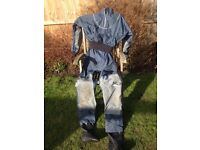 Kogg Dry suit suitable for up to 5'10""