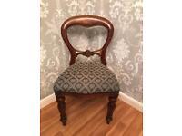 Gorgeous vintage chair