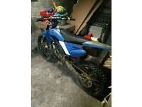 Spares 250CC Motorcross Bike
