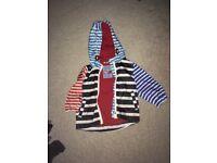 Size 9-12 months m&s rain coat