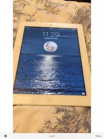 Apple IPad 2, 16gb, White/Silver