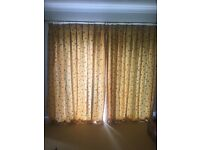Pinch pleat curtains for sale.