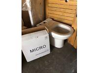 "Better bathrooms ""micro"" toilet for sale  Trinity, Edinburgh"