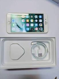 IPhone 7 plus 128GB, 10 month warranty