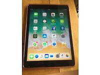 iPad Air wi fi and cellular unlocked