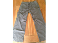 "Diesel Cargo Style Comfort Fit Men's Trousers (34""W x 32""L) (never worn)"
