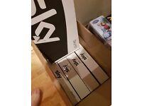 Sky HD box and Remote BRAND NEW STILL IN BOX
