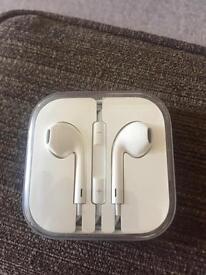 Genuine Apple Earphones RRP £29