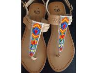 Brand new NEW LOOK sandals