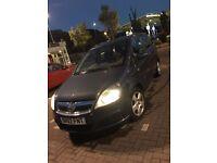 Vauxhall Zafira 1.6 Club 07 Plate 60,900 genuine miles not ford mazda renault volkswagon toyota
