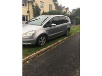 7 seater smax 10 months Mot no advisories diesel