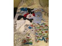 Firstsize/new born Boys bundle