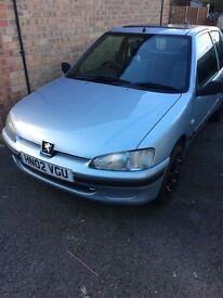 Peugeot 106 independence limited edition £450 open to offers, viewings welcome