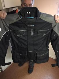Motor cycle clothing