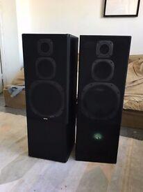 2 x Jamo Studio 170 Floor Speakers