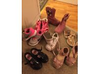chids shoes 6 to 8
