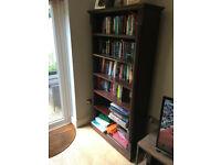 Beautiful Wooden Bookshelf