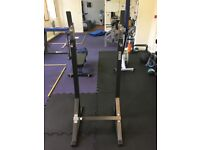 Wolverson Fitness Heavy Duty Squat Stands