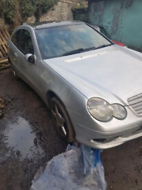 Mercedes C220 CDI SE 2008 - Auto - Spares or Repairs - Does not Drive