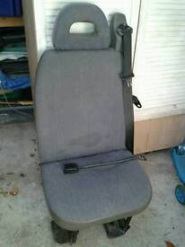 Ford rear seat