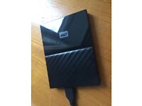 1 TB External Hard Drive - WD My Passport for Mac (Boxed)