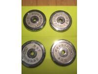 Cast iron weight plate 20kg
