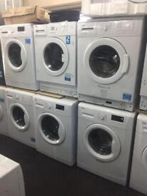 Washing machines SALE ON £79.99 warranty included START PRICE £79.99