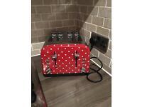 Spotty toaster!