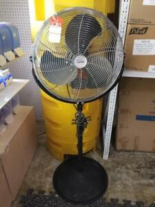 "Stationary Pedestal Fan - 22"" - Only $249!"