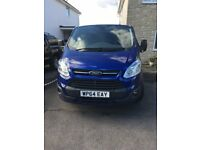 Ford Transit Custom - 16000 miles
