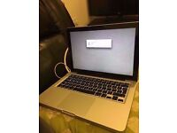 "Apple Macbook Pro i5 Core (Late 2011) 13"" Display - 2.4GHz - 4GB DDR3 RAM - 500GB"