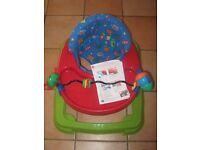 Baby walker Tropicana, excellent condition.