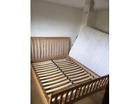 King size bedframe for sale